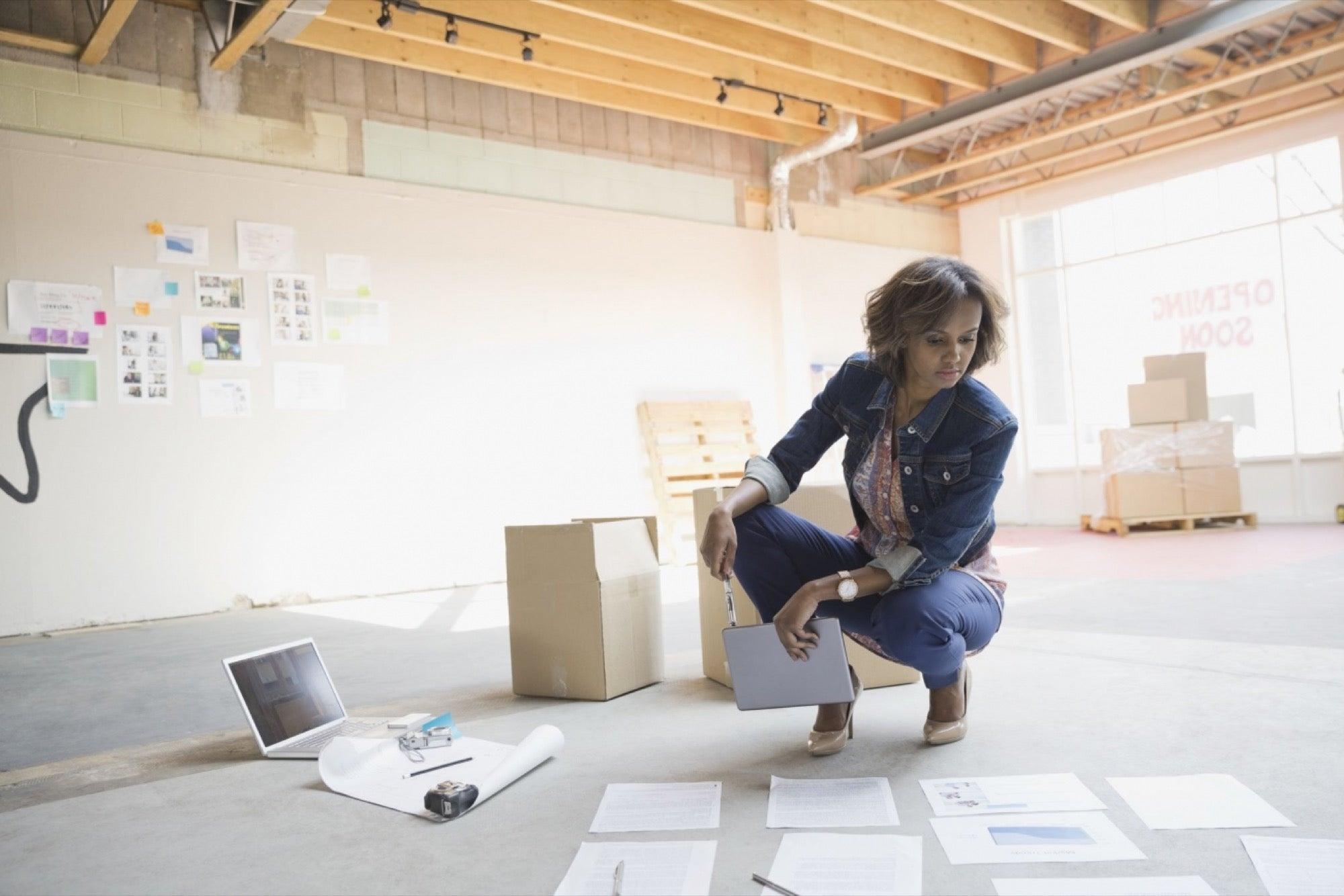 Como começar um negócio durante tempos de incerteza