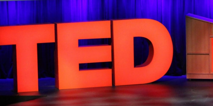 15 Great TED Talks for Sparking Creativity (Infographic)