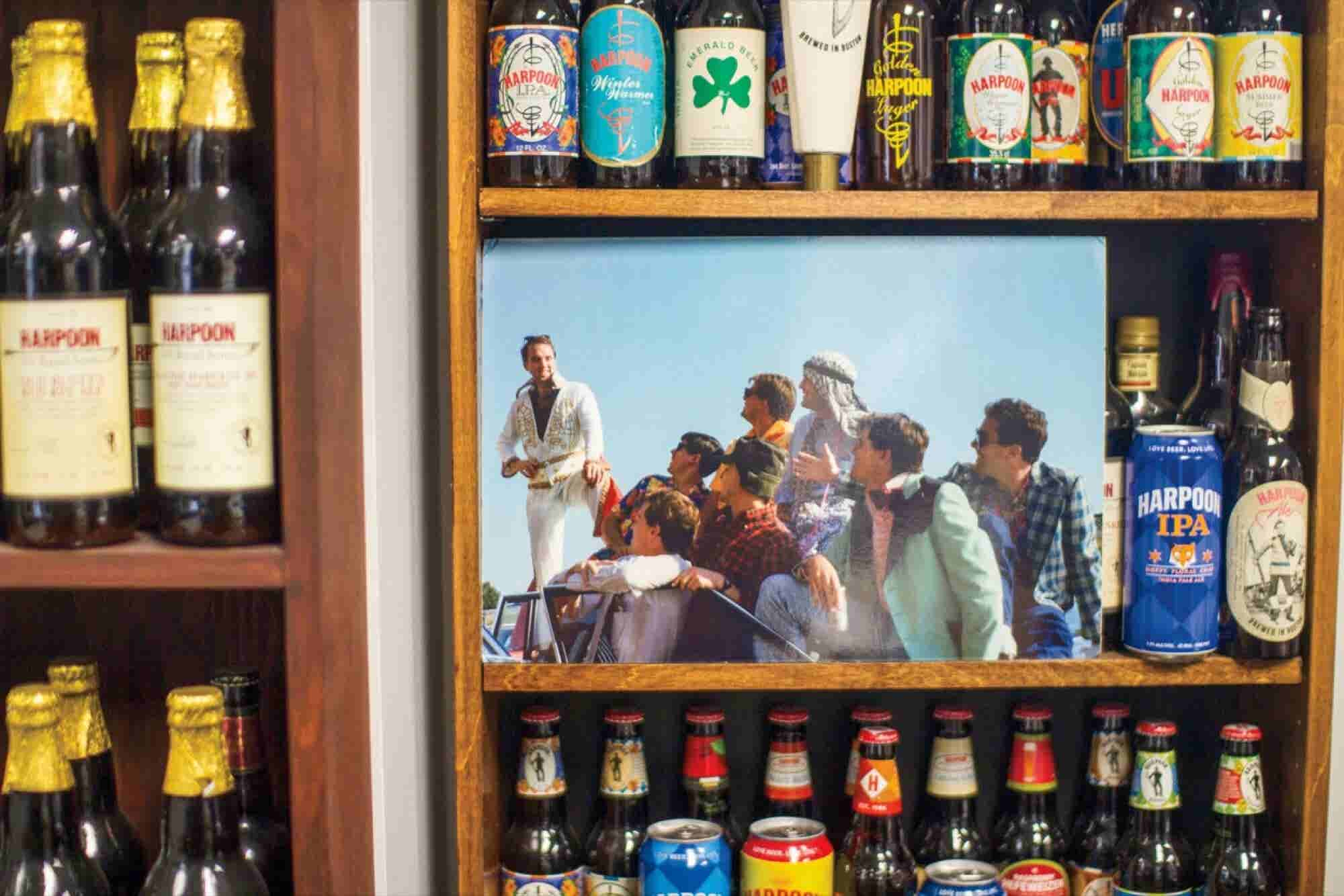 Cheers: How a Tight Knit Group of Fun-Loving Friends Motivates a Beer Pioneer