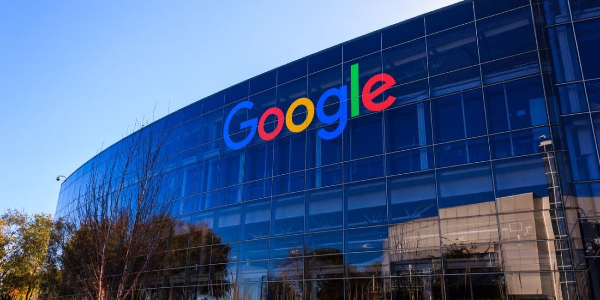 8. Google