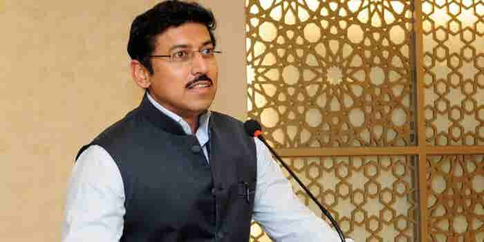 Will Rajyavardhan Singh Rathore Shoot for Gold in Politics?