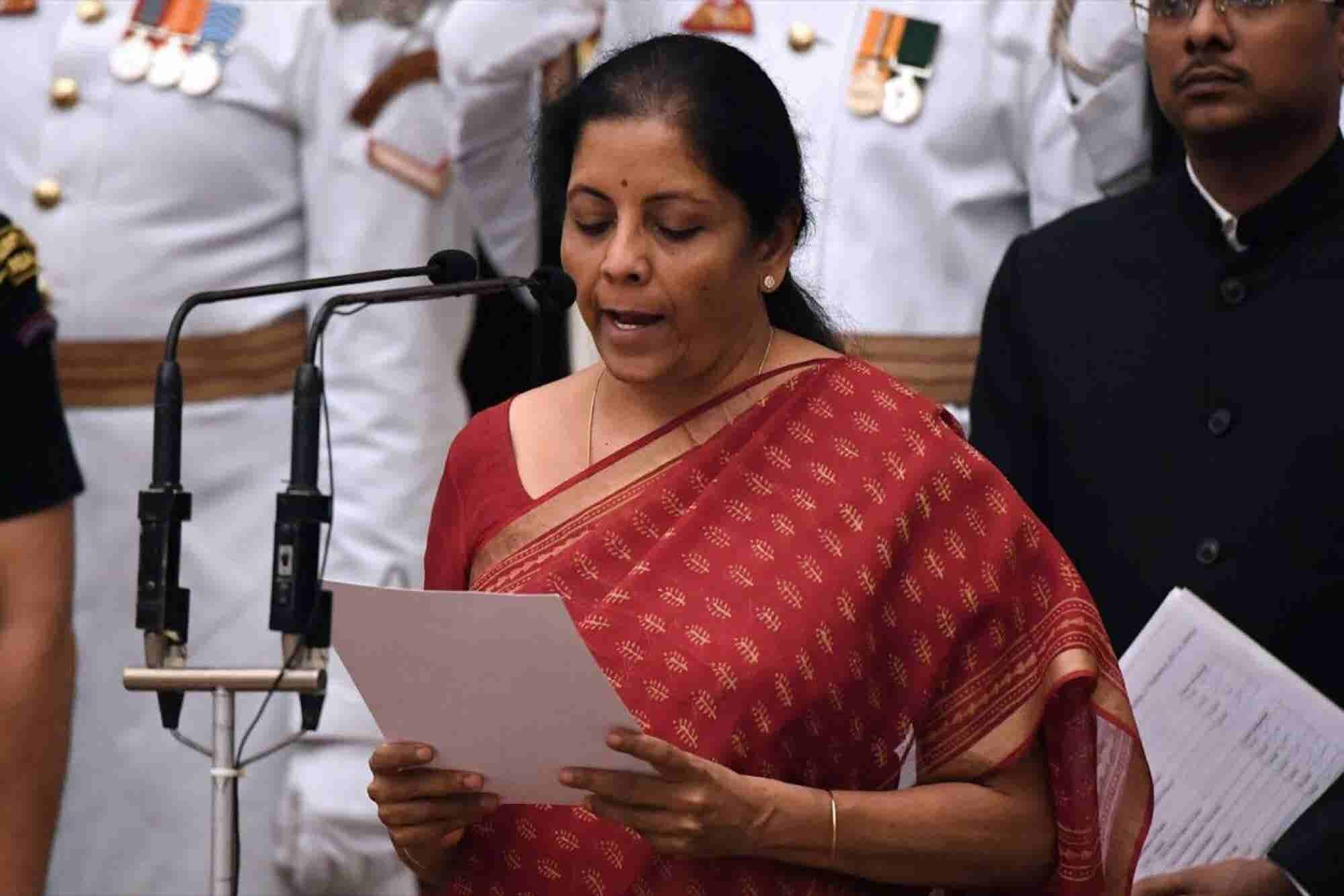 India Gets Its First-ever Full-Time Woman Defence Minister