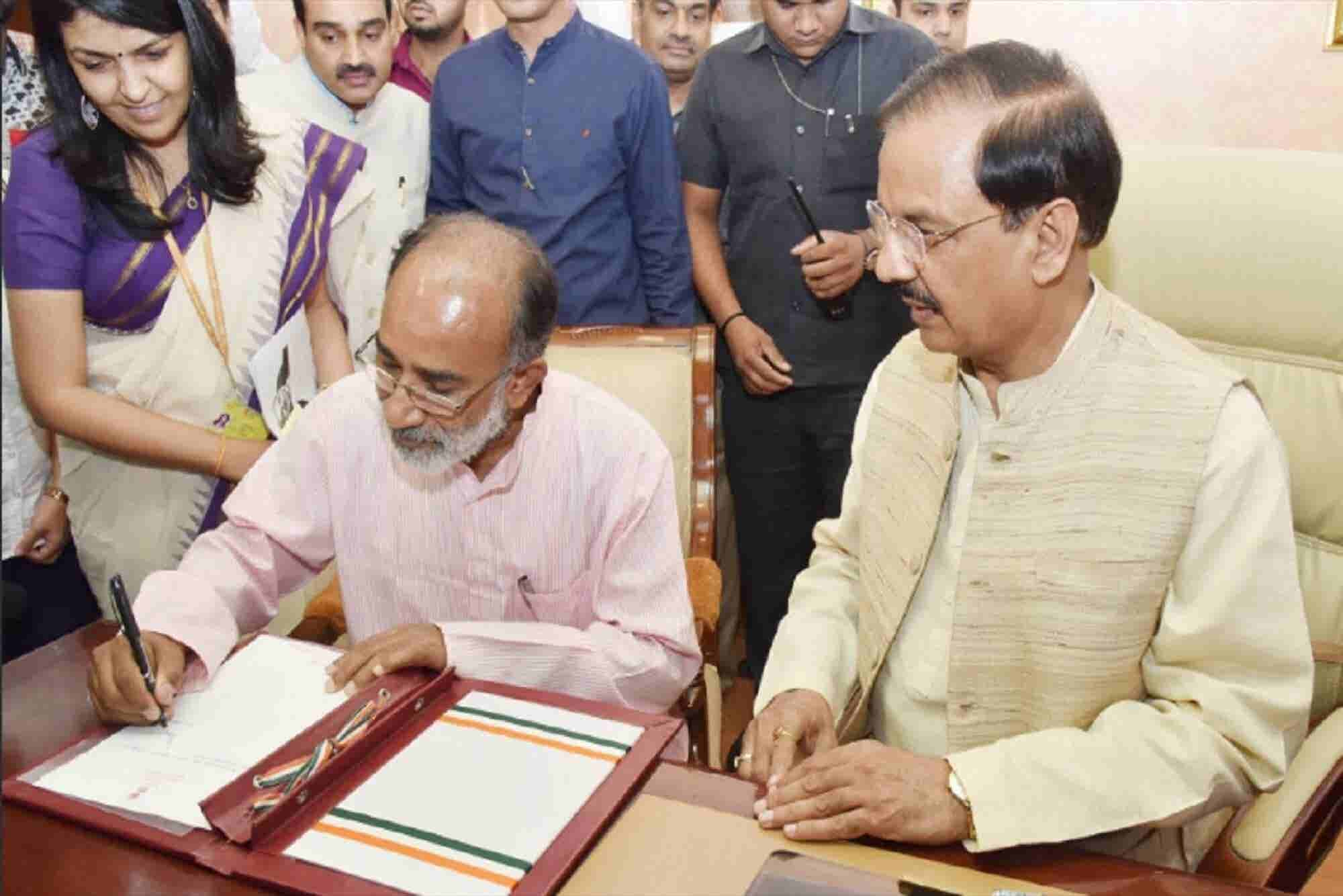 Why this Bureaucrat-turned-politician from Kerala was Handpicked for M...