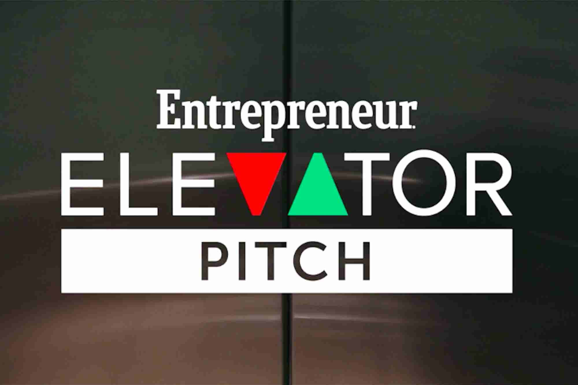 Entrepreneur's New Show 'Elevator Pitch' Will Floor You