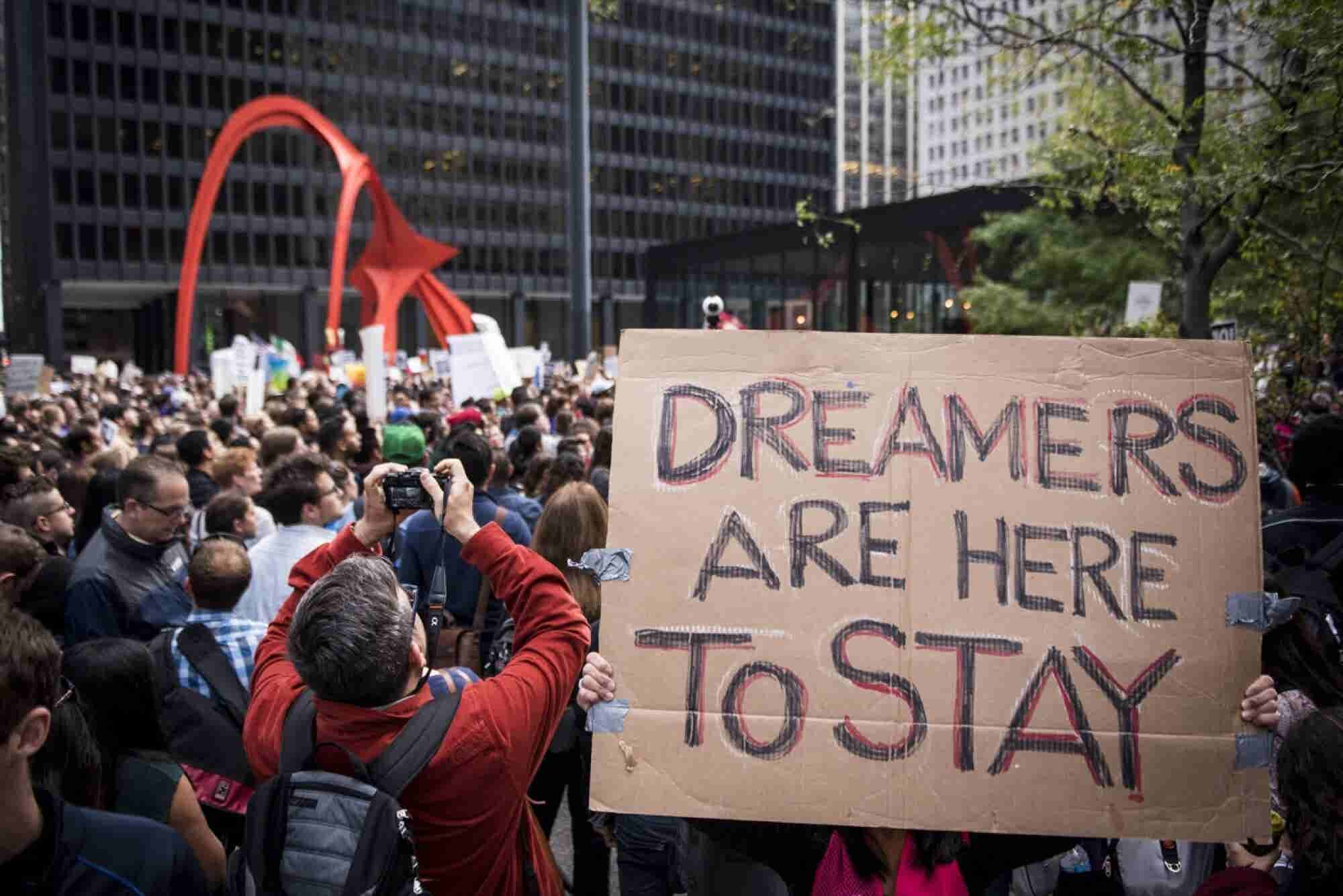 Every Entrepreneur Is a Dreamer. Ending DACA Is a Blow to All of Us, Wherever We Were Born.