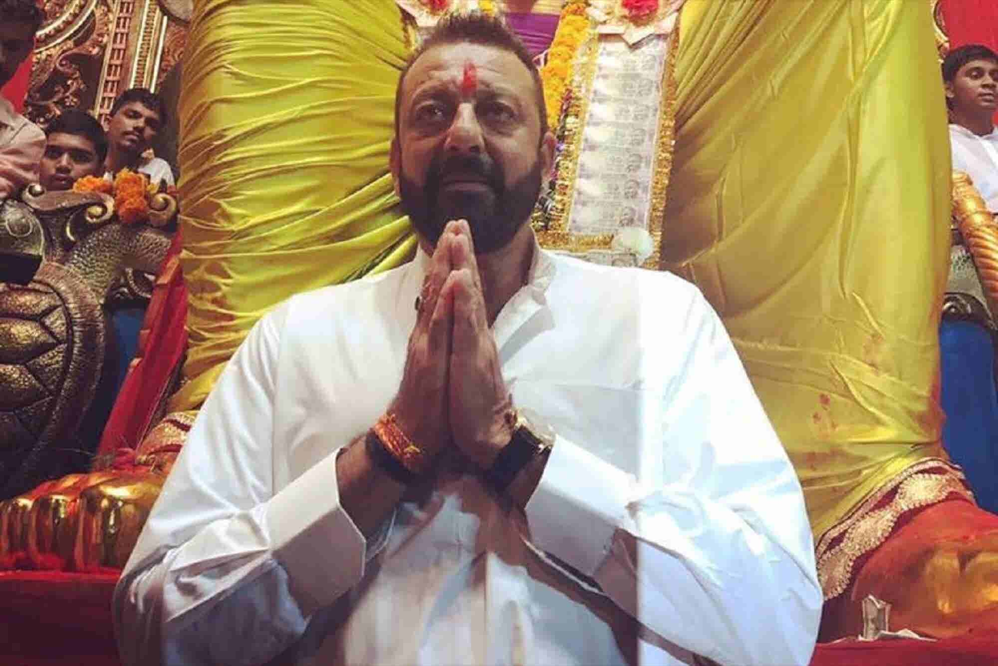 Sanjay Dutt used Buckets and Spades to Exercise While in Jail