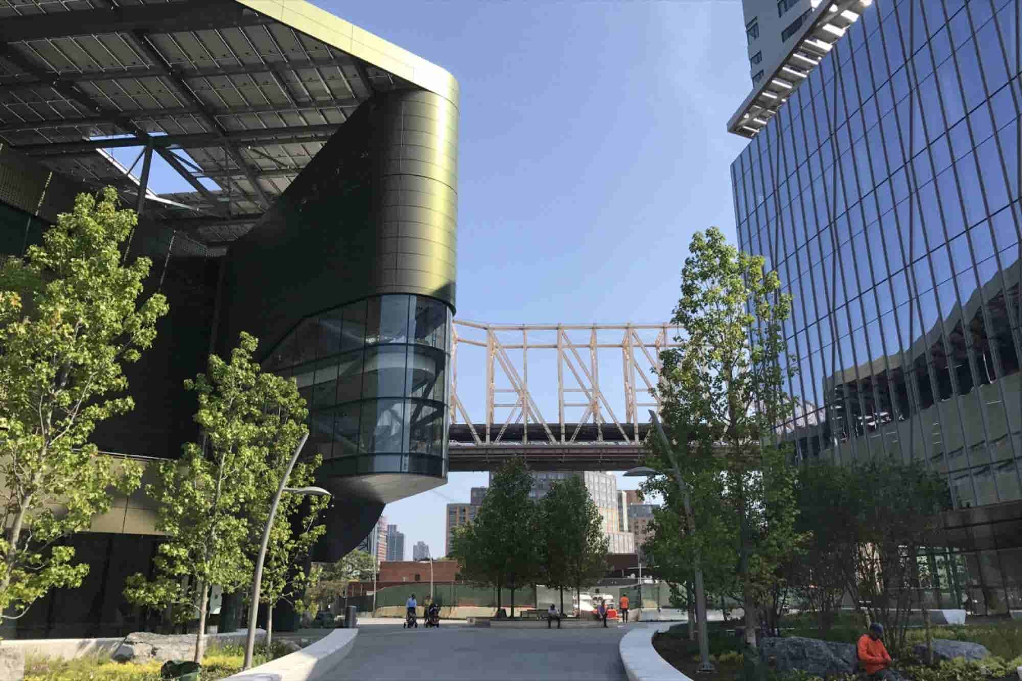 A Beautiful Campus Dedicated to Tech Has Opened in New York. Get Inspi...