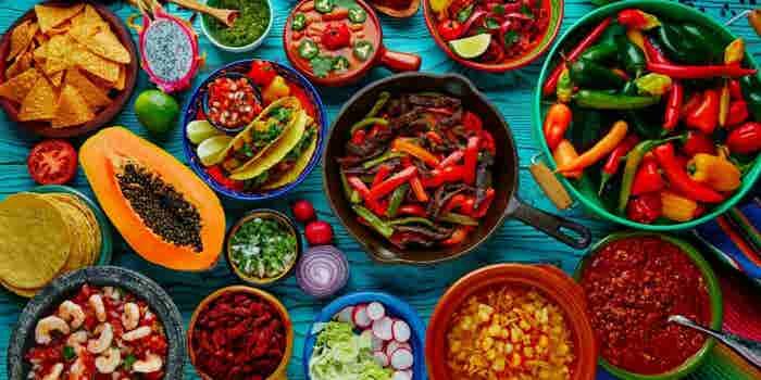 Vende un recetario de comida mexicana en línea