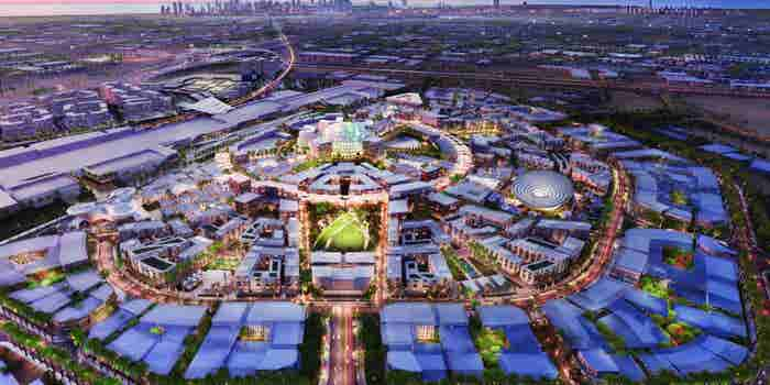 Dubai's District 2020 To Be A Hub 'For The Startup, The SME, And The Multinational'