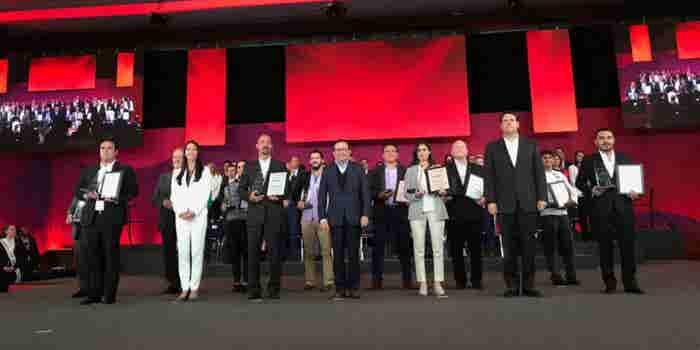 Ellos son los ganadores del Premio Nacional del Emprendedor 2017
