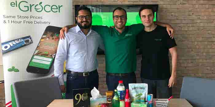 Dubai-Based E-Grocery App El Grocer Gets Ready To Scale On Crowd Power