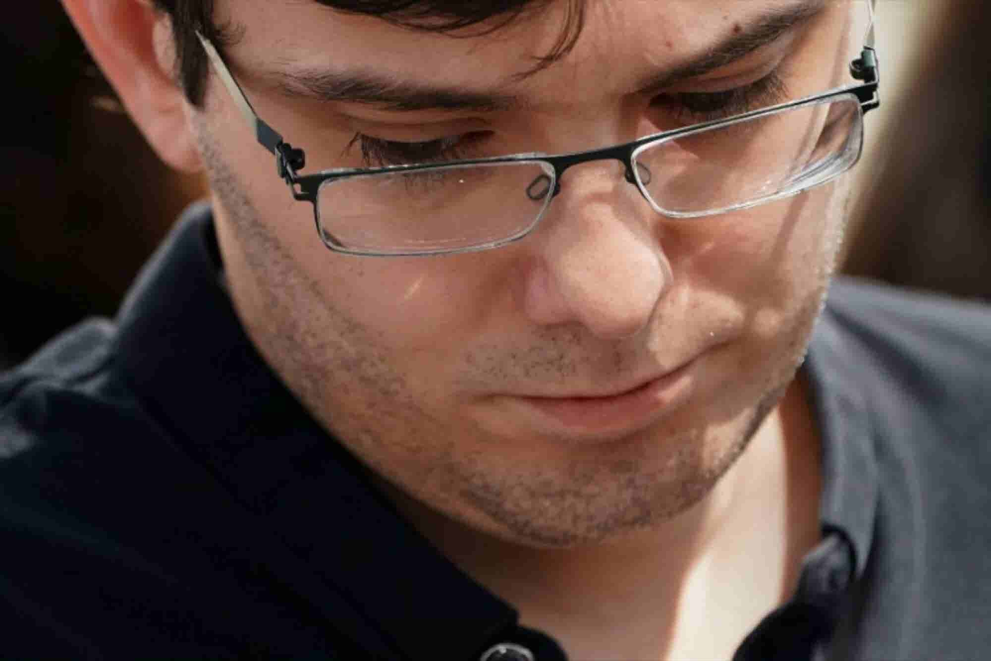 'Pharma Bro' Shkreli Ordered to Jail Over Internet Harassment