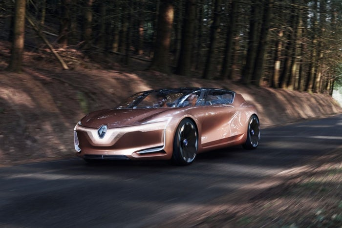 Renault Symbioz A Connected Concept Car You Could Live In Literally