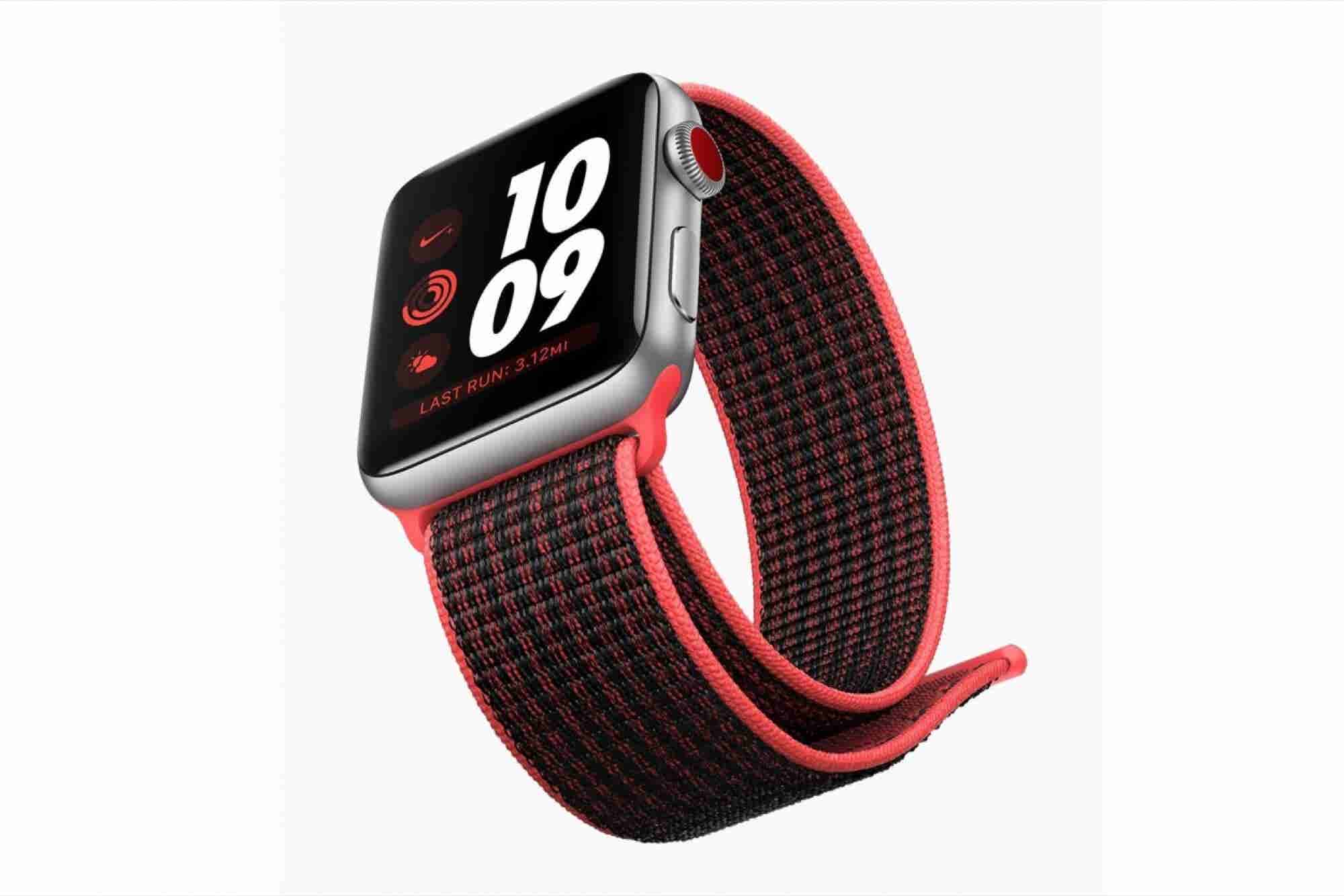 Check Out the Redesigned Apple Watch