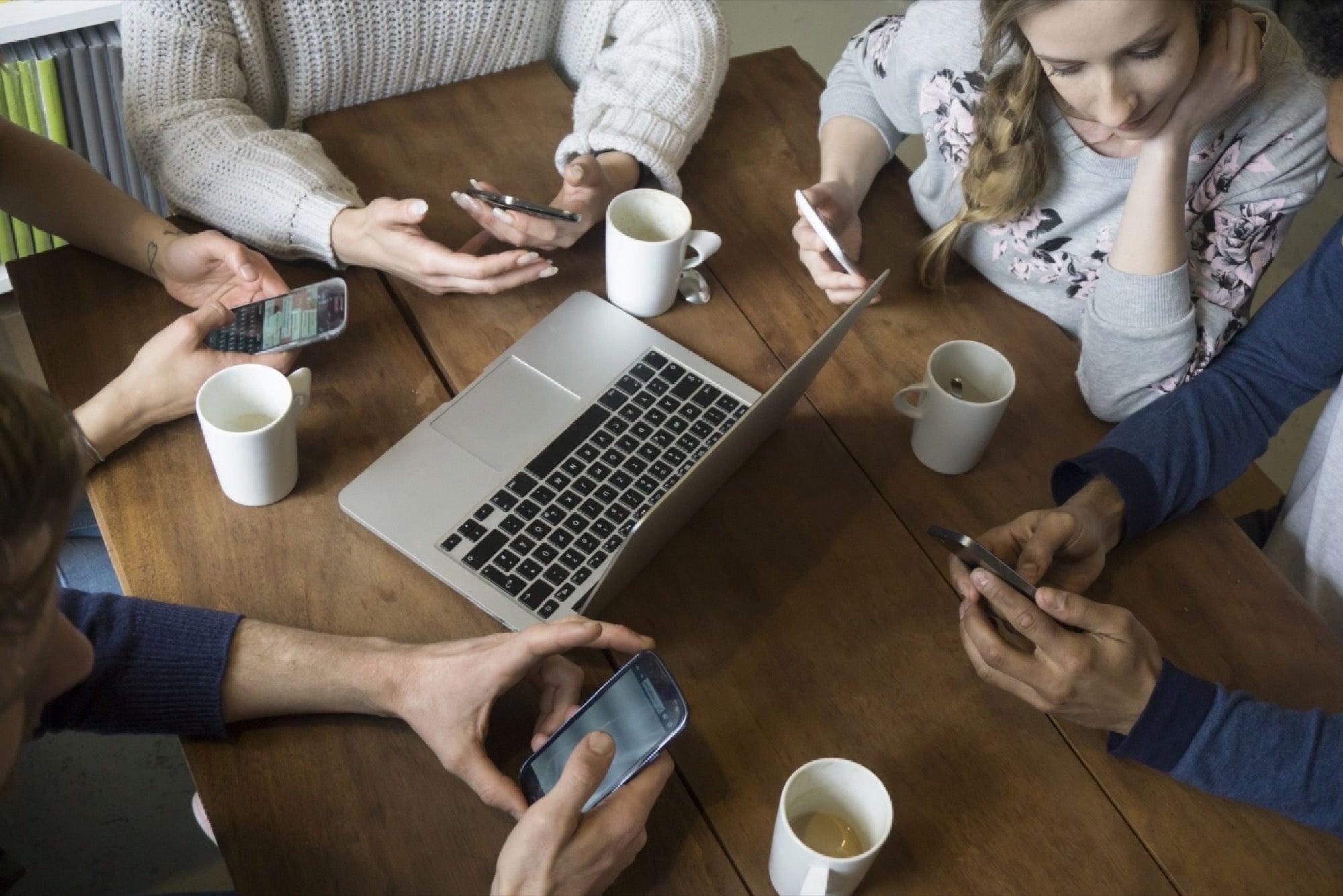 entrepreneur.com - Serenity Gibbons - Where Is Social Media Headed in 2018 and Beyond?