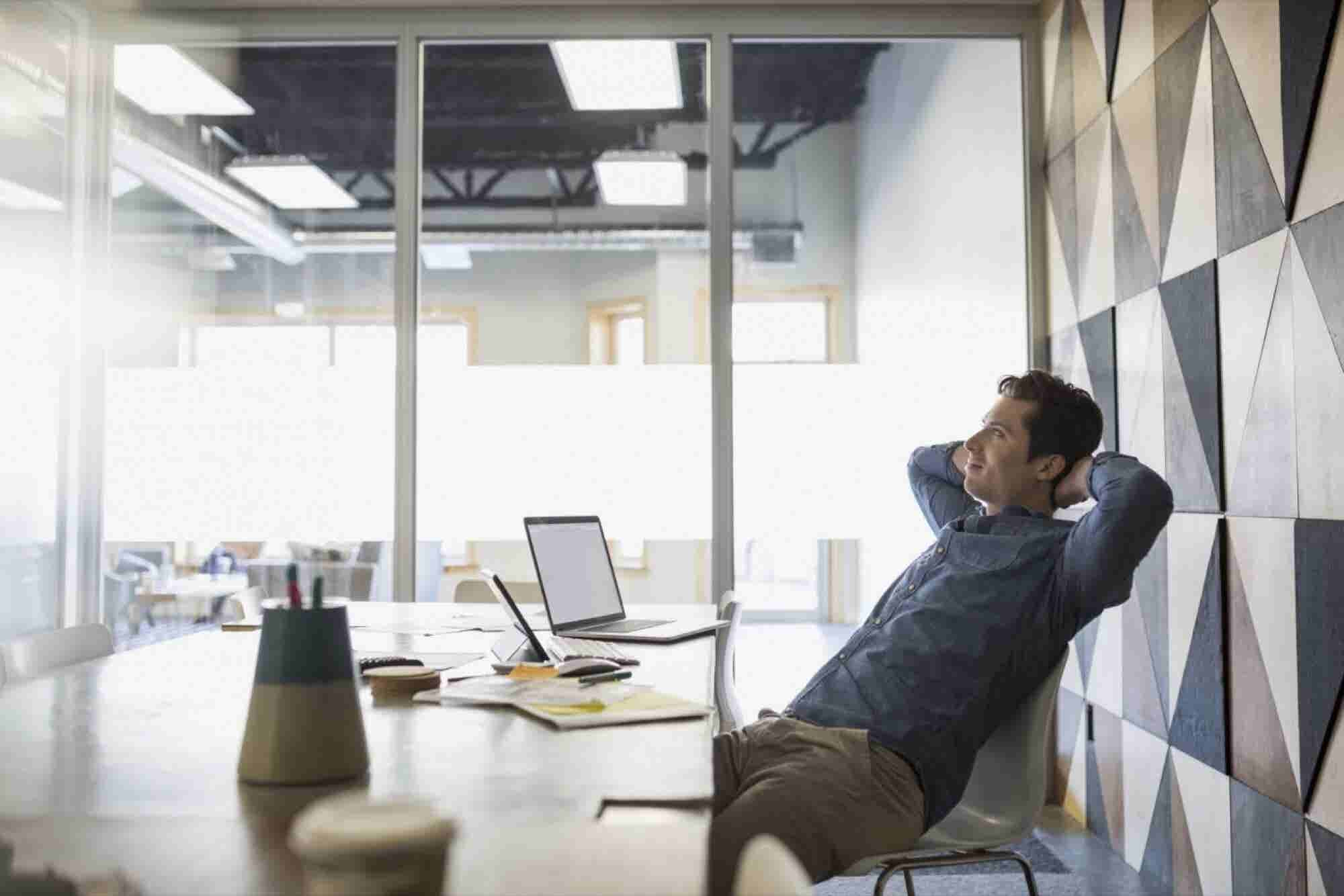 Make Your Office the One Comfort Zone You Don't Need to Get Out Of