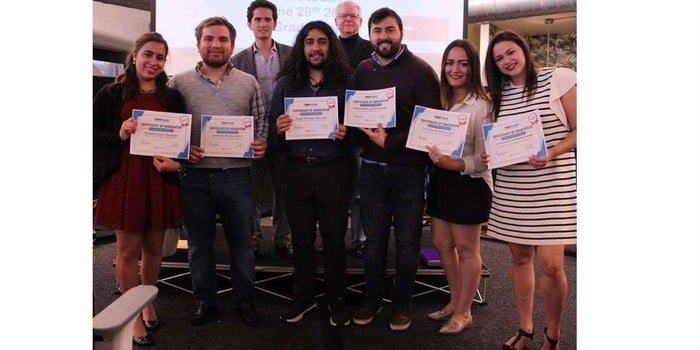 Universitarios mexicanos resuelven el problema de contaminación marítima
