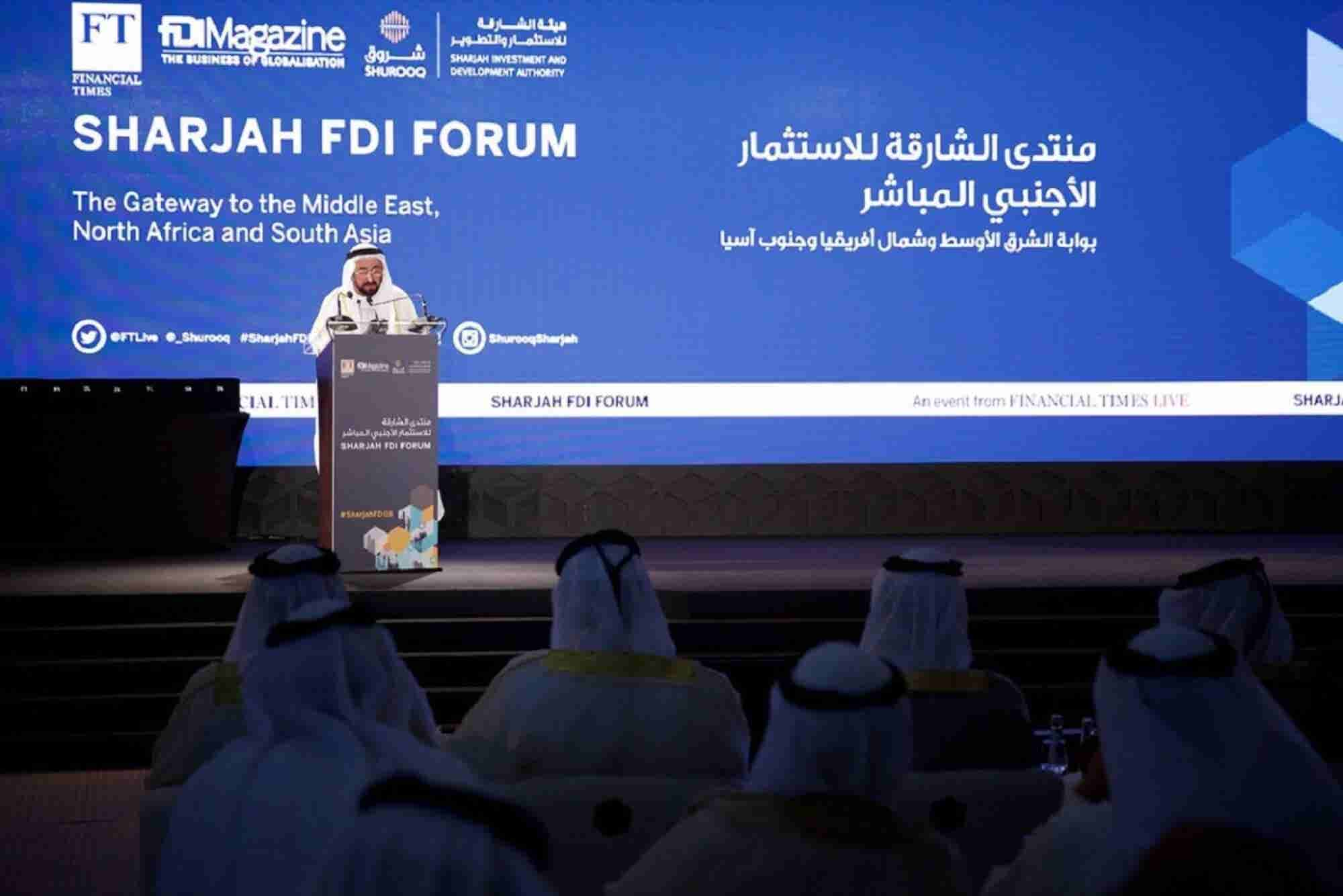 Sharjah FDI Forum 2017 Focuses On The Fourth Industrial Revolution