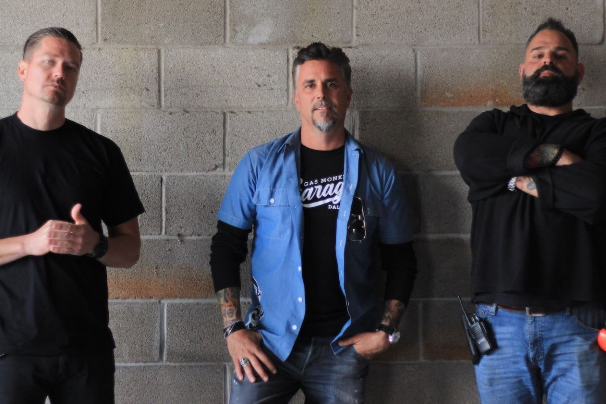 Pictures of christie from gas monkey garage