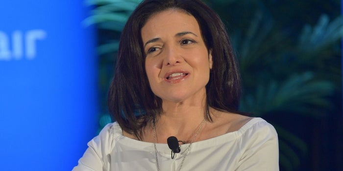 Sheryl Sandberg's Response to Life's Crushing Blows Is Grit and Resilience -- Here Are 5 Ways to Build Both