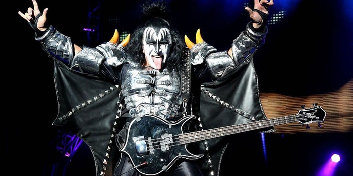 KISS Frontman Gene Simmons Says Success Comes to Those Who Get Their Lazy Asses Out of Bed and Work