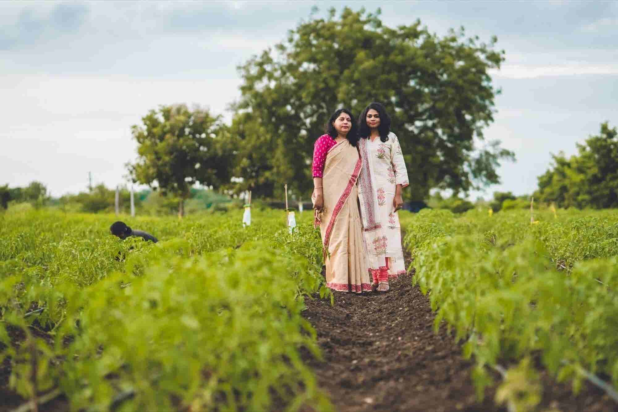 How This Mother-daughter Duo is Reaping the Profits from Organic Farmi...