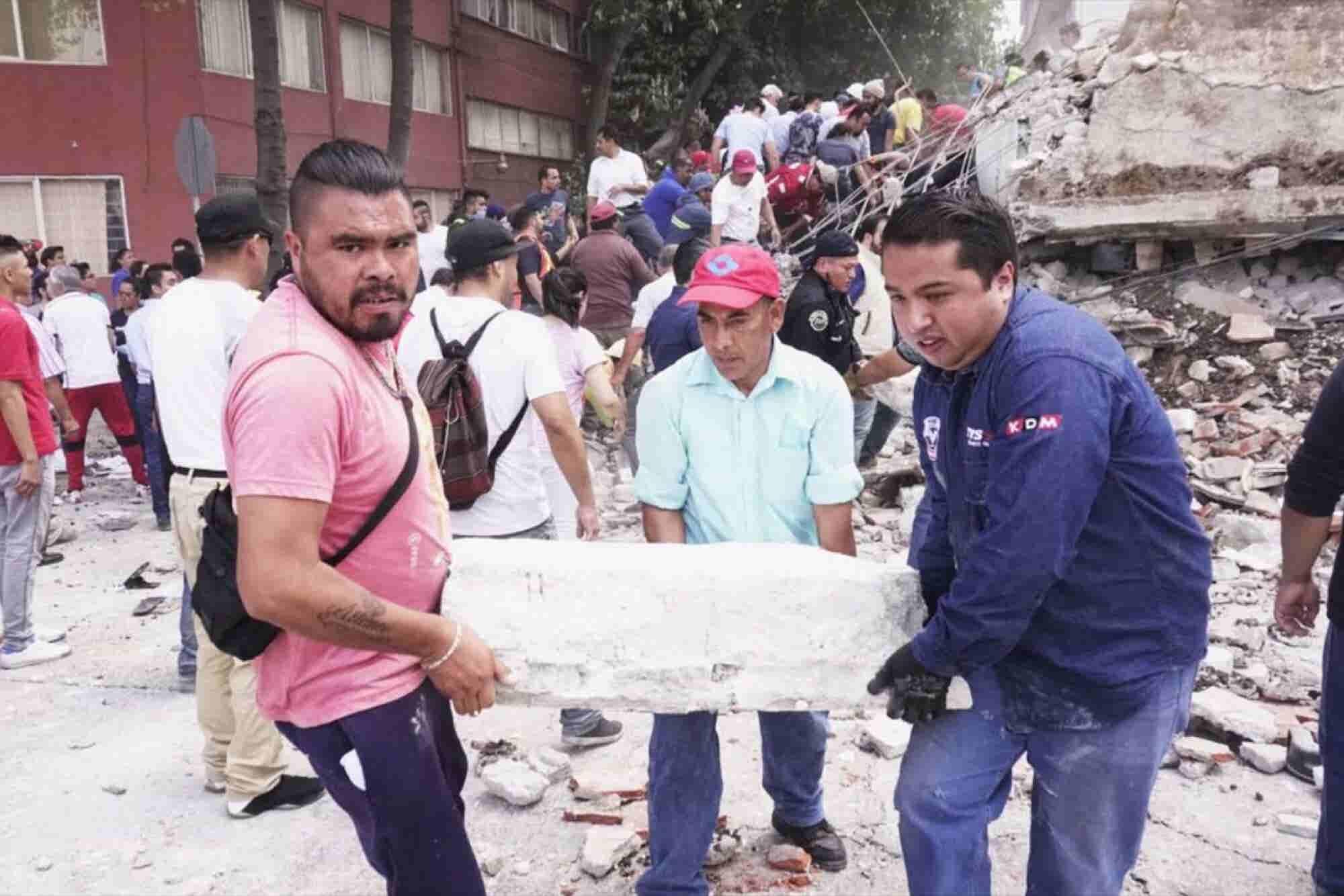 Qué hacer después de un sismo y ante una posible réplica