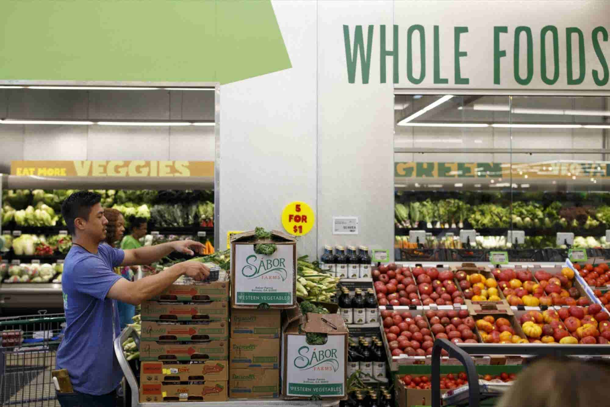 Why Amazon's Acquisition of Whole Foods Is a Lesson in Committing to Employees