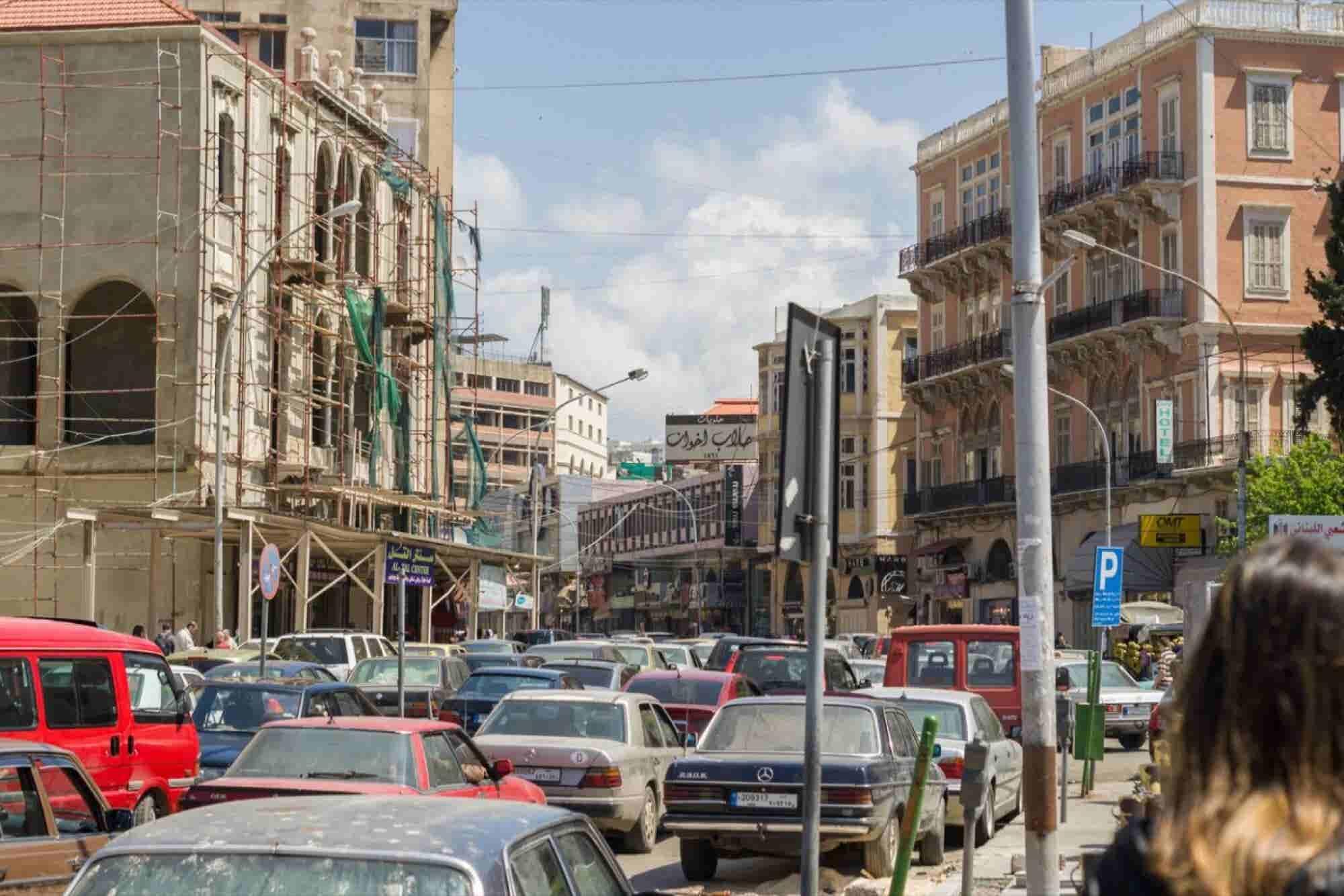 Meet LiBeiroot, The Car-Hailing App Straddling The Lebanese-Syrian Border