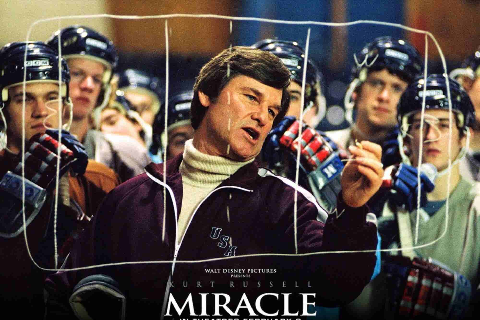 10 Entrepreneurial Lessons from Movie: 'Miracle'