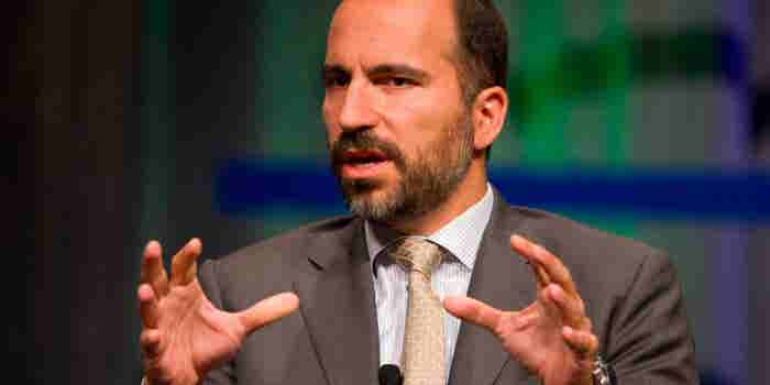 Uber's New CEO Takes a New Approach, Apologizing for the Company's Past Mistakes
