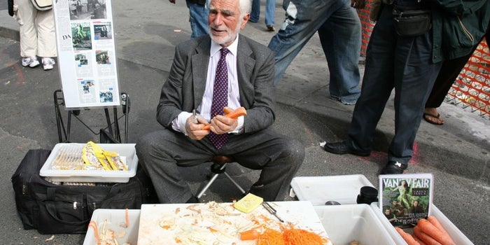 With No Website or Marketing Department, He Became a Millionaire Selling Potato Peelers on Park Avenue