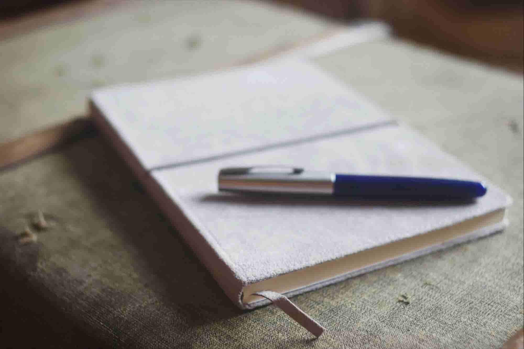 Writing Your First Book Is the First Big Step to Build Your Personal Brand