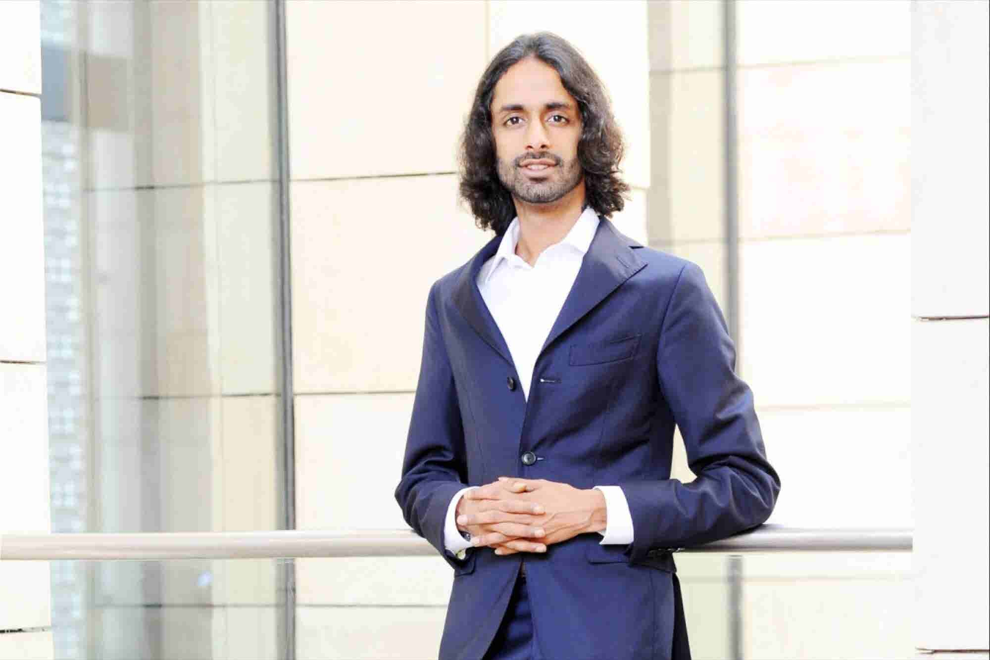 This Modi Scion Shows How The GenNext Entrepreneurs Are Transitioning...