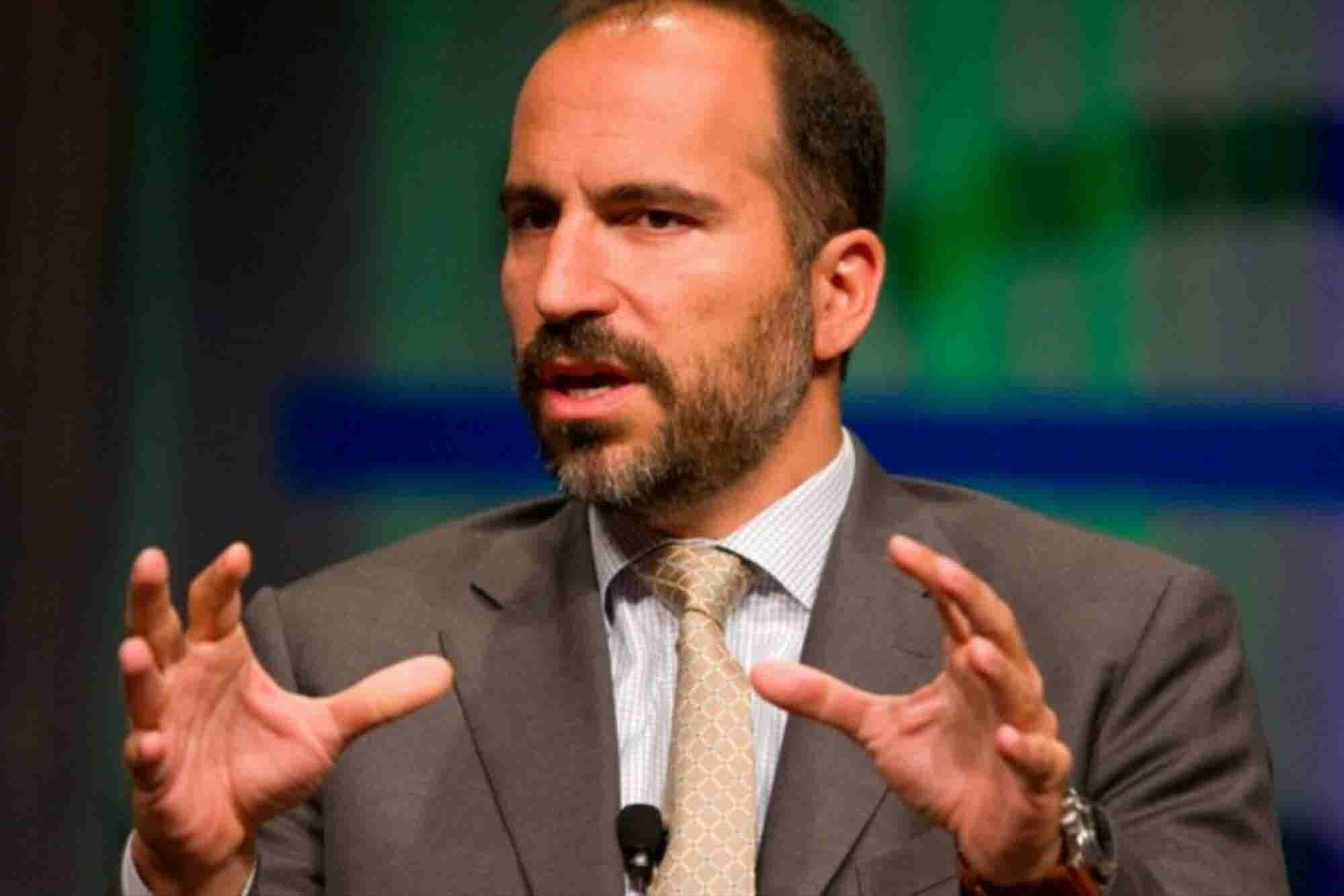 Por qué se disculpó el nuevo CEO de Uber