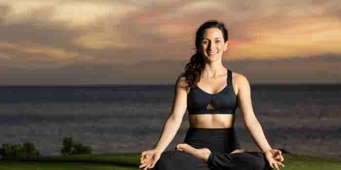 La emprendedora que quiere curar a la gente con yoga