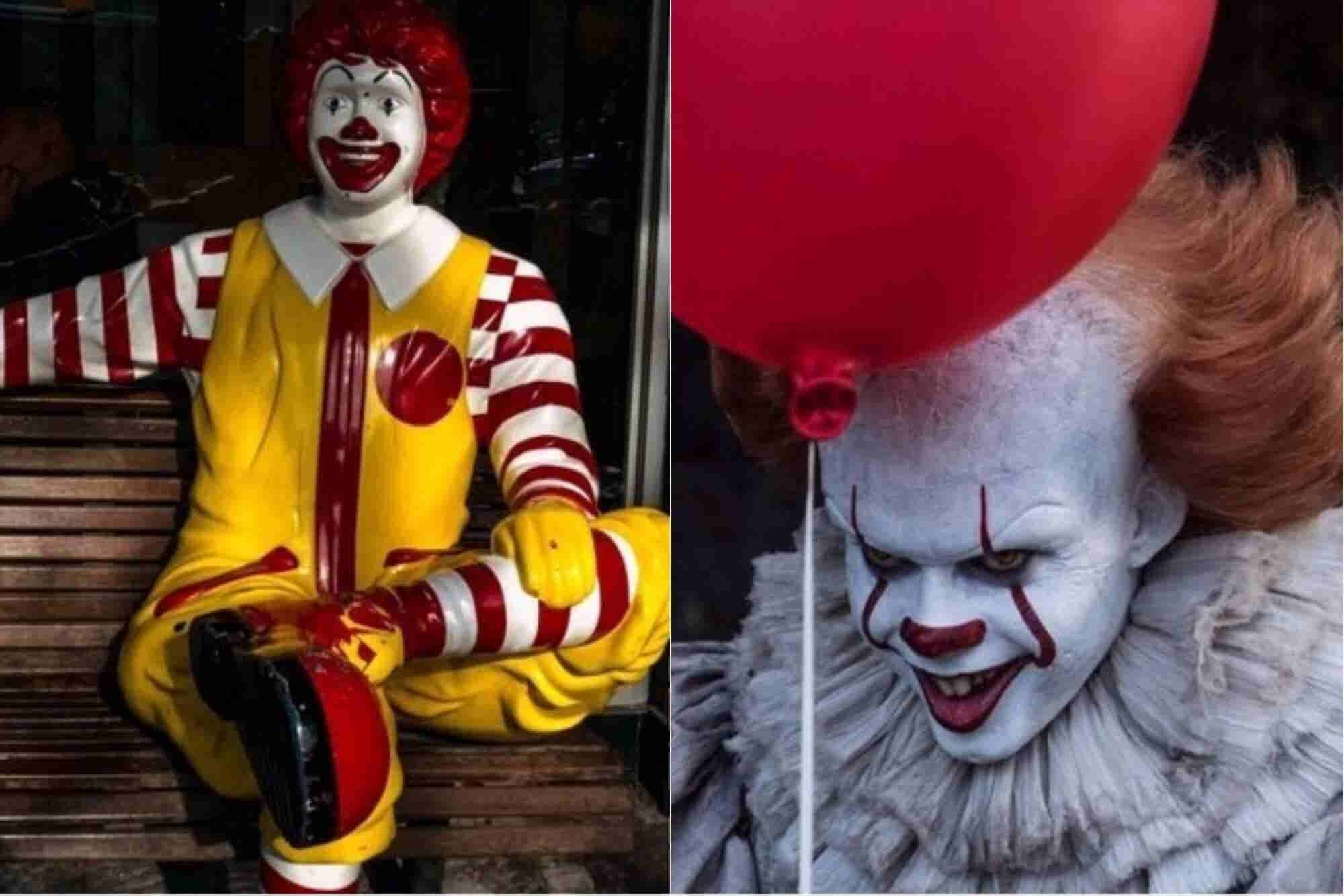 Por qué Burger King Rusia quiere prohibir 'It'