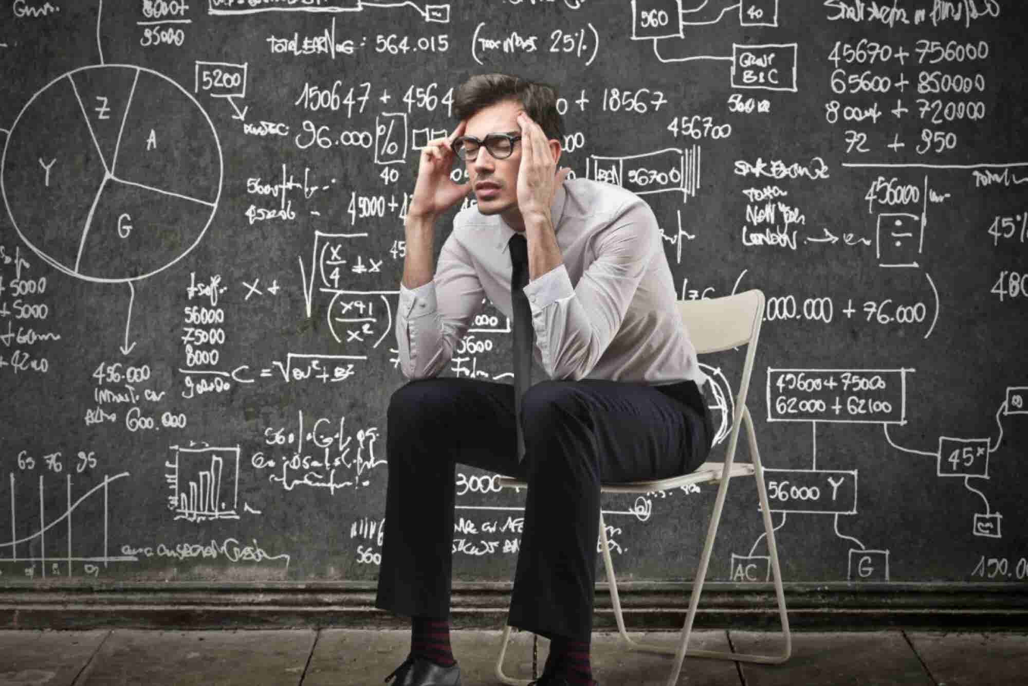 ¿Por qué no consigues lo que quieres si eres inteligente?