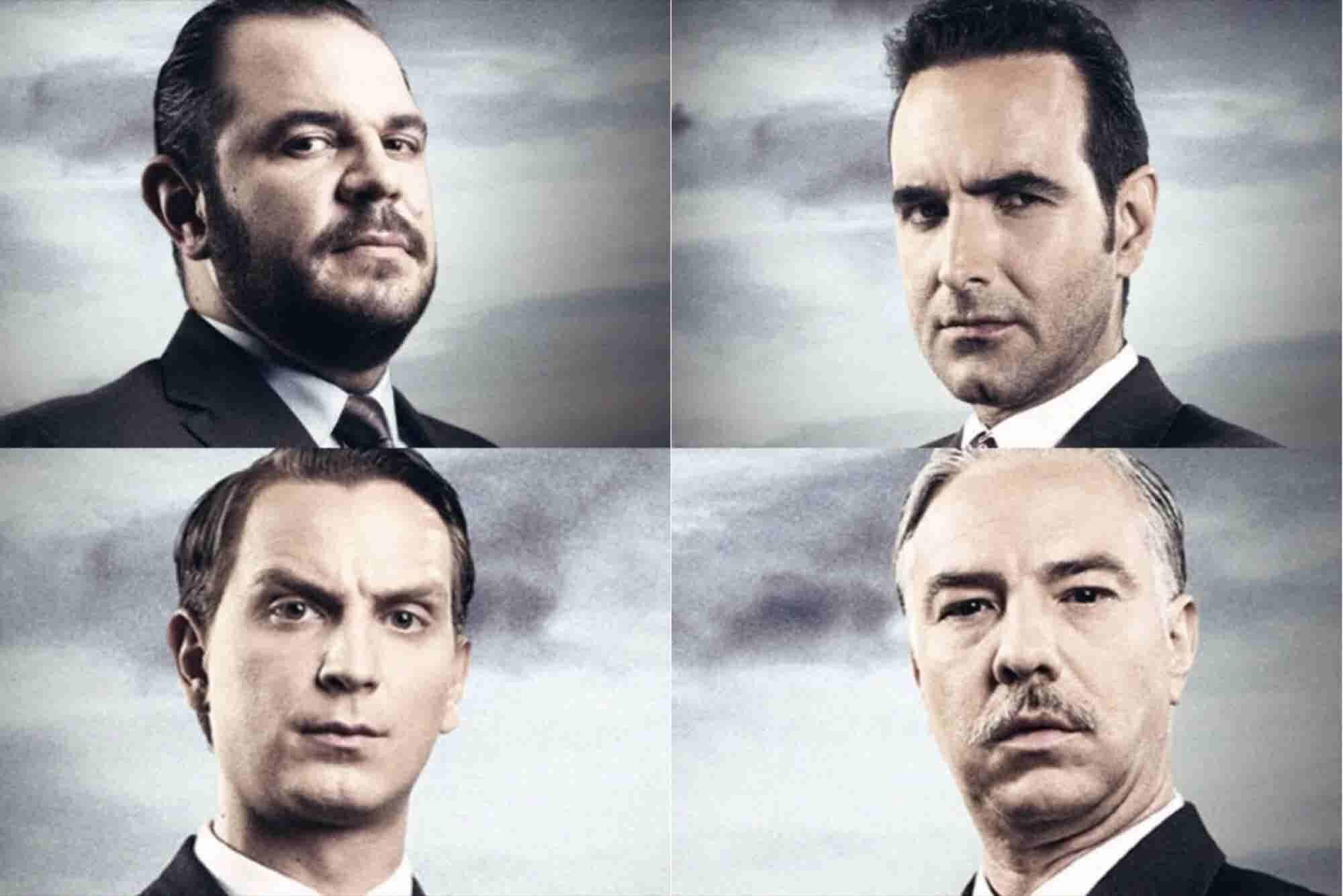 "Hoy se estrena ""Gigantes de México"" en History Channel"