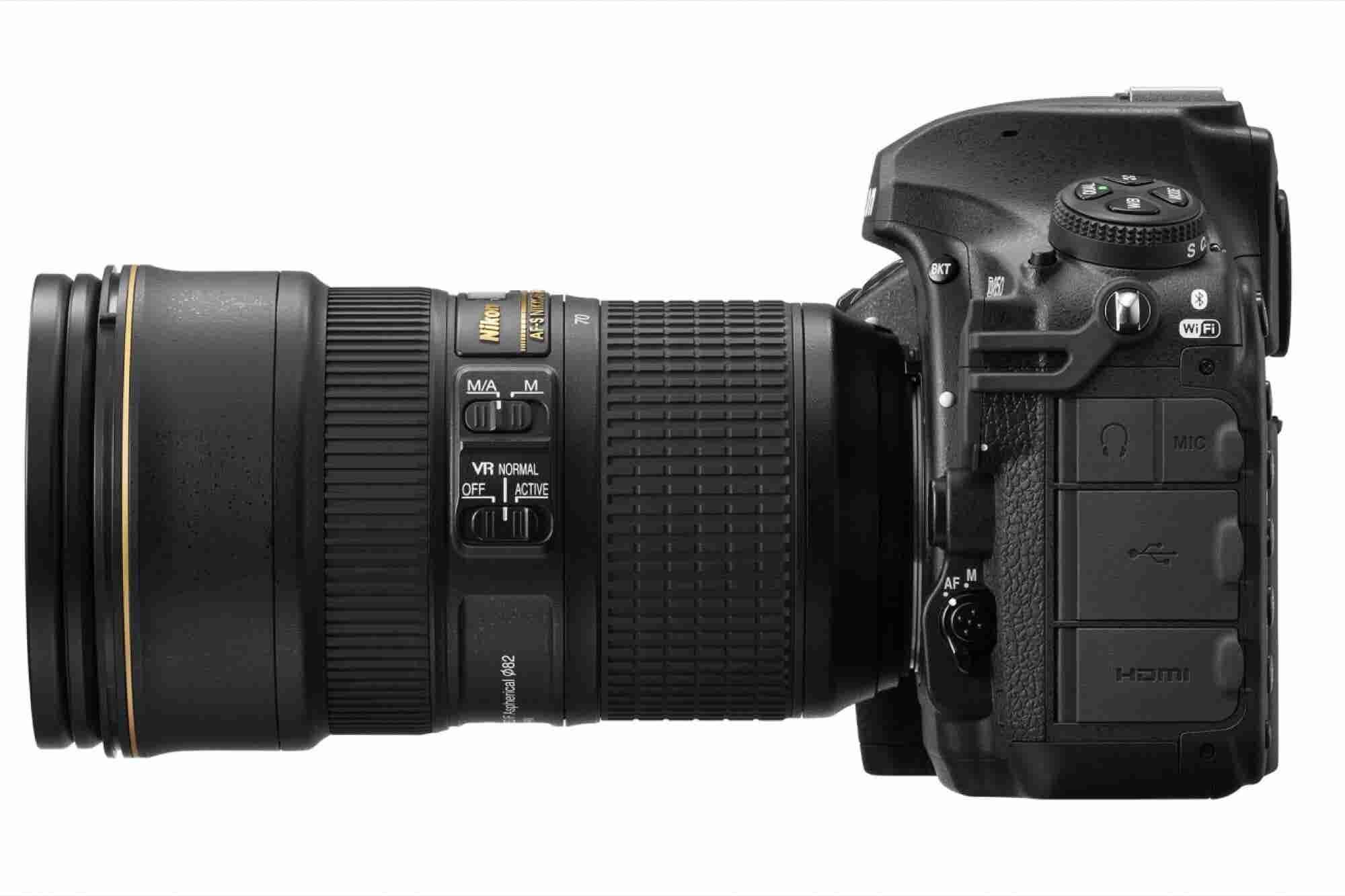 Snap It Up: Nikon D850