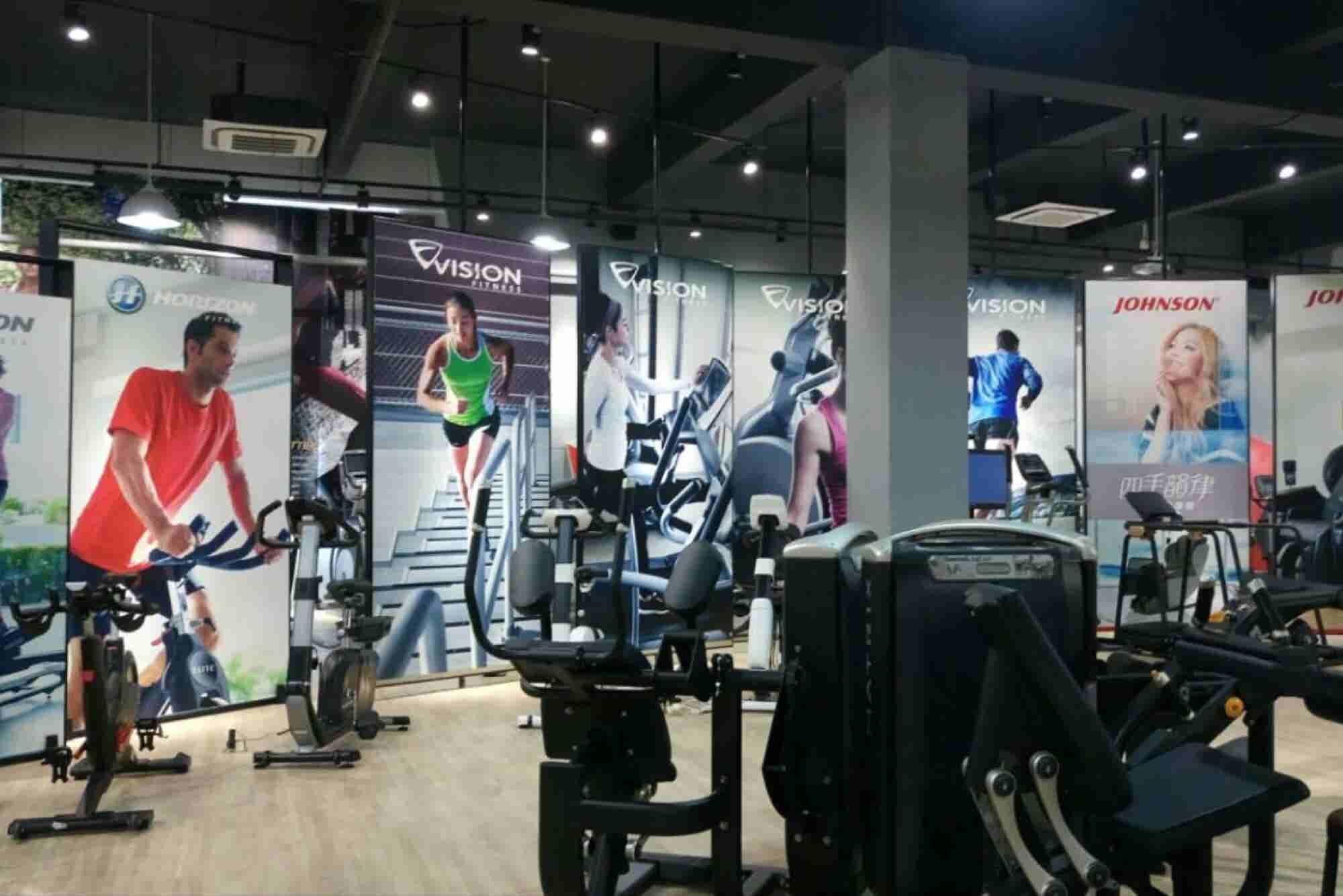 Los emprendedores chinos que construyeron el imperio del fitness