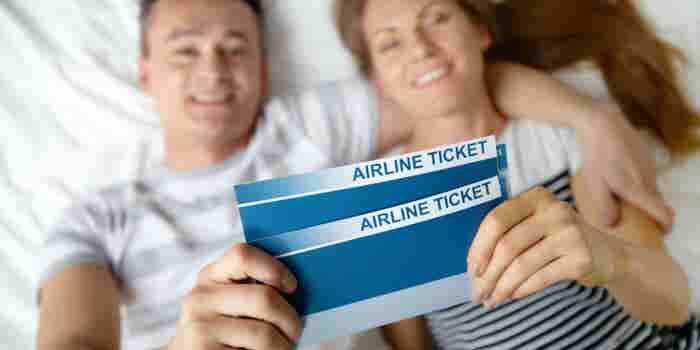 Por qué no debes publicar fotos de tus boletos de avión