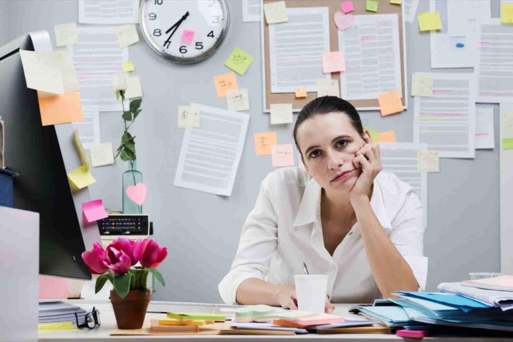 Signos de que tu empleado favorito quiere renunciar