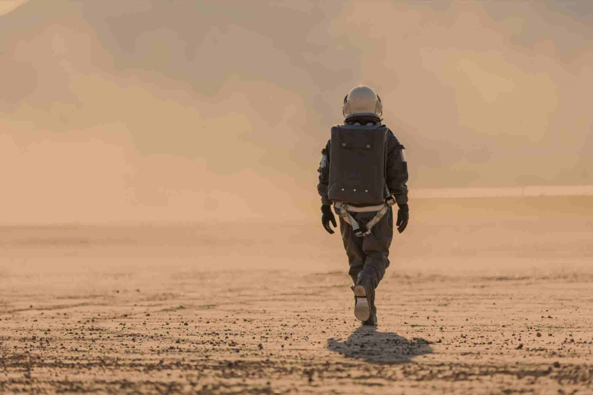 Go Ahead and Tell Everybody You're Going to Mars: The Benefits of Bein...
