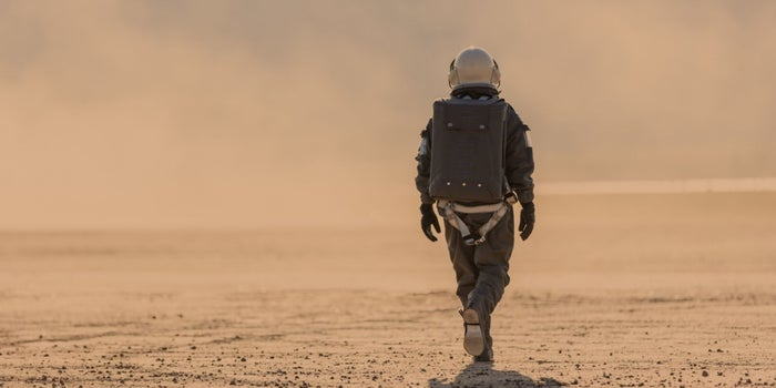 Go Ahead and Tell Everybody You're Going to Mars: The Benefits of Being Bold.