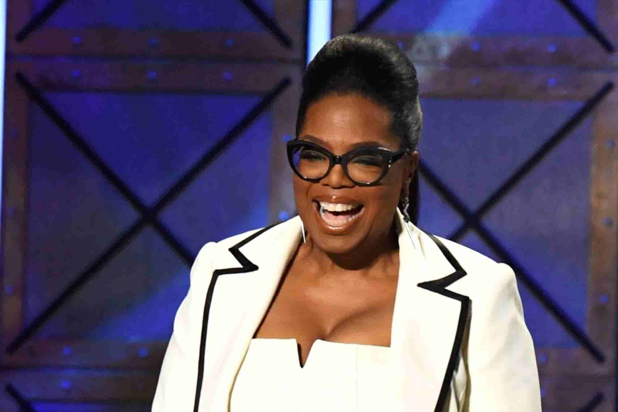 10 Powerful Quotes From Oprah, 'The Queen of All Media'