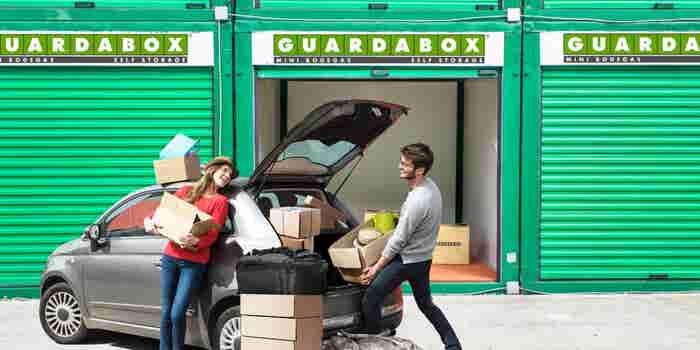 Guardabox: la franquicia ideal en soluciones de almacenaje
