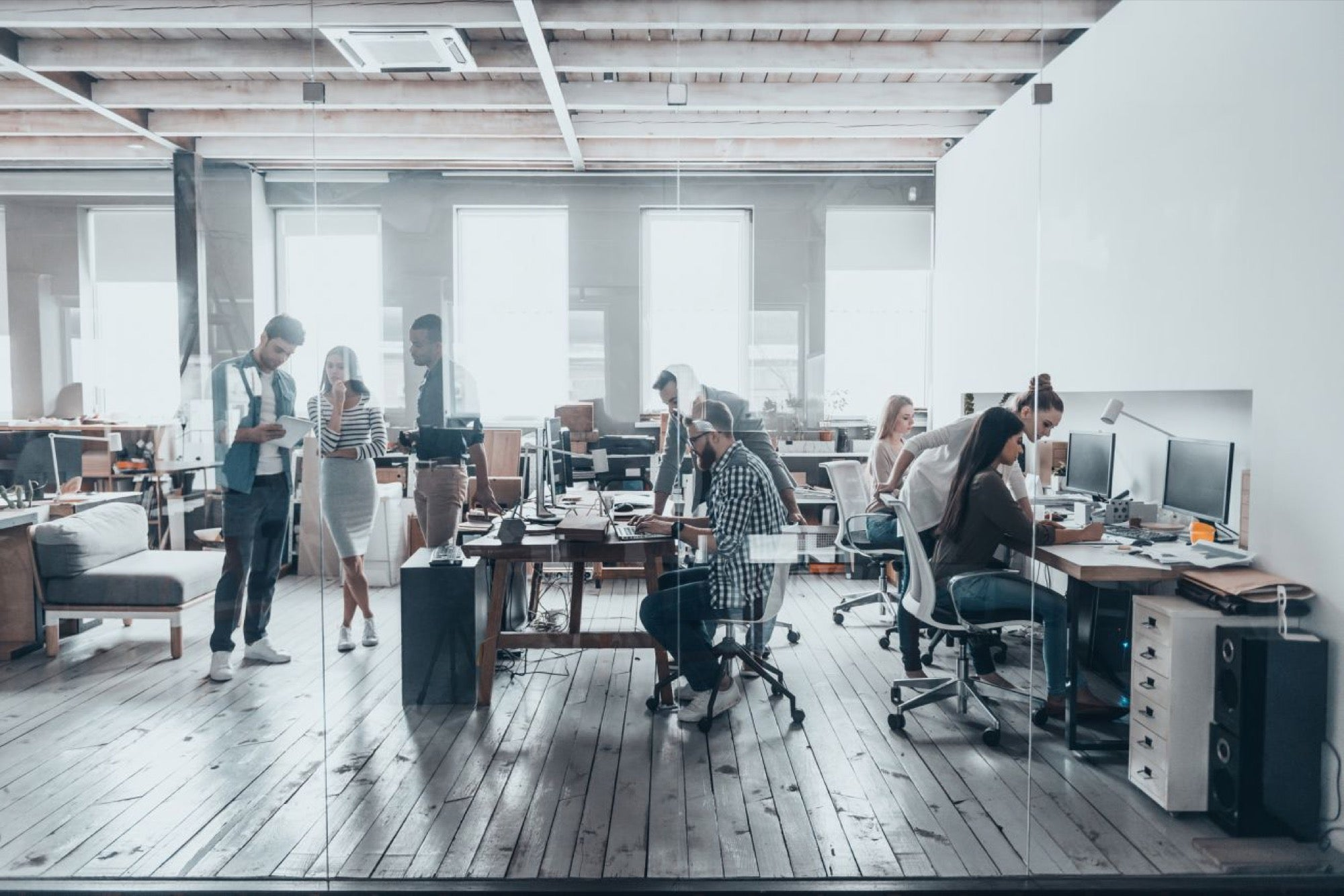 Cant concentrate in your open office? try these 3 things.