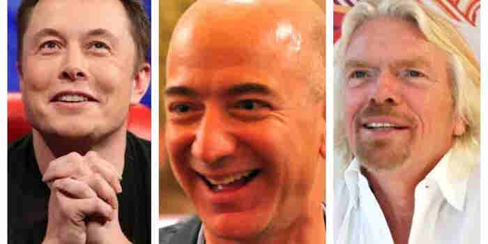 These #3 Billionaires Will Make Your Space Travel a Reality Soon