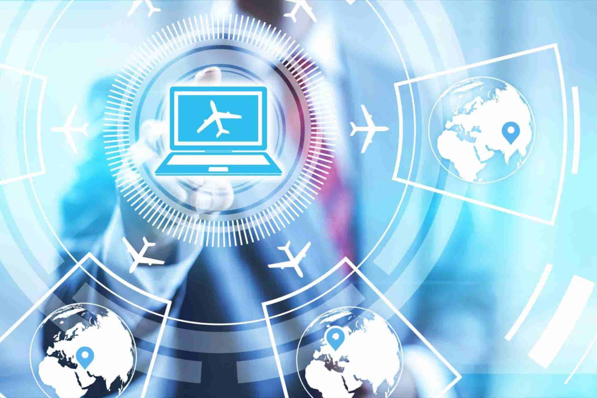 How Technology is Revolutionizing the Travel & Tourism Domain
